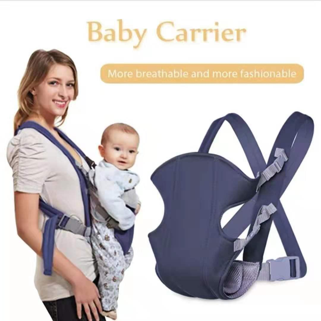65778beece1 New Infant Backpack Adjustable Baby Toddler Newborn Safety Carrier 360 Four  Position Lap Strap Soft Baby