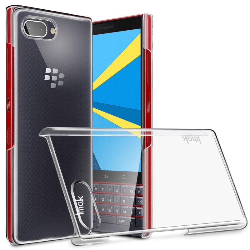 BlackBerry KEY2 LE Casing BlackBerry KEYone Casing HP Mercury pelindung transparan DTEK70 Sarung HP Refreshing Hard Chasing luar Tipis
