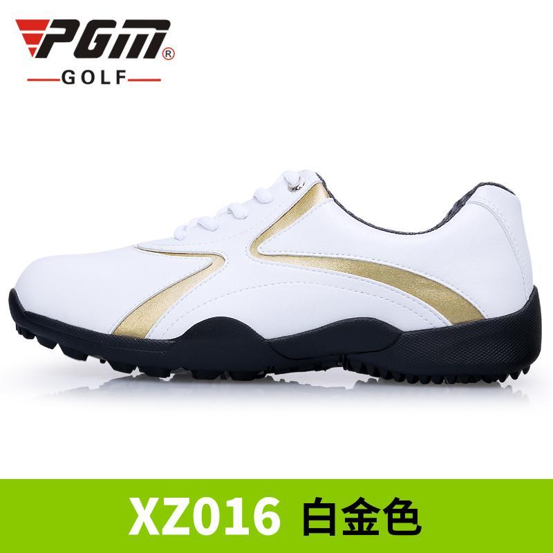 PGM Produk Asli GOLF Sepatu bola Pria sepatu olahraga netral sepatu kasual  Tahan Air Sepatu 0e108c984a