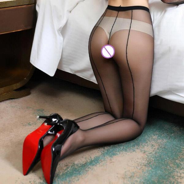 Giá bán Vớ sexy nữ tính cảm giác dòng đầu tiên tập tin trở lại dòng quần tất mở tập tin đam mê tất chân đẹp và tất chân