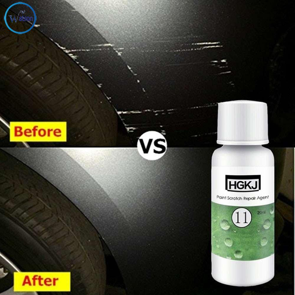 Watson Car Polish Paint Scratch Repair Agent Polishing Wax Paint Scratch Repair Remover Paint Care Maintenance Auto By Watson.