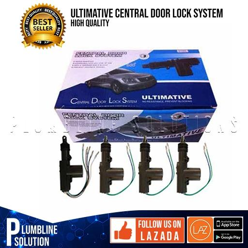 Ultimative Car Door Central Lock System