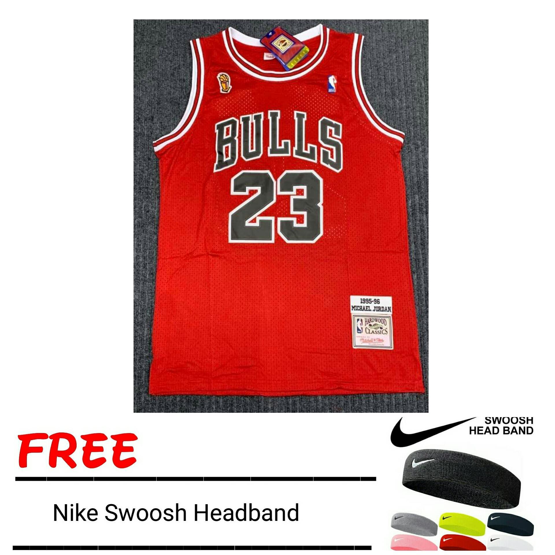 hot sale online fafb2 0f98b Michael Jordan Hardwood Classic Retro Jersey