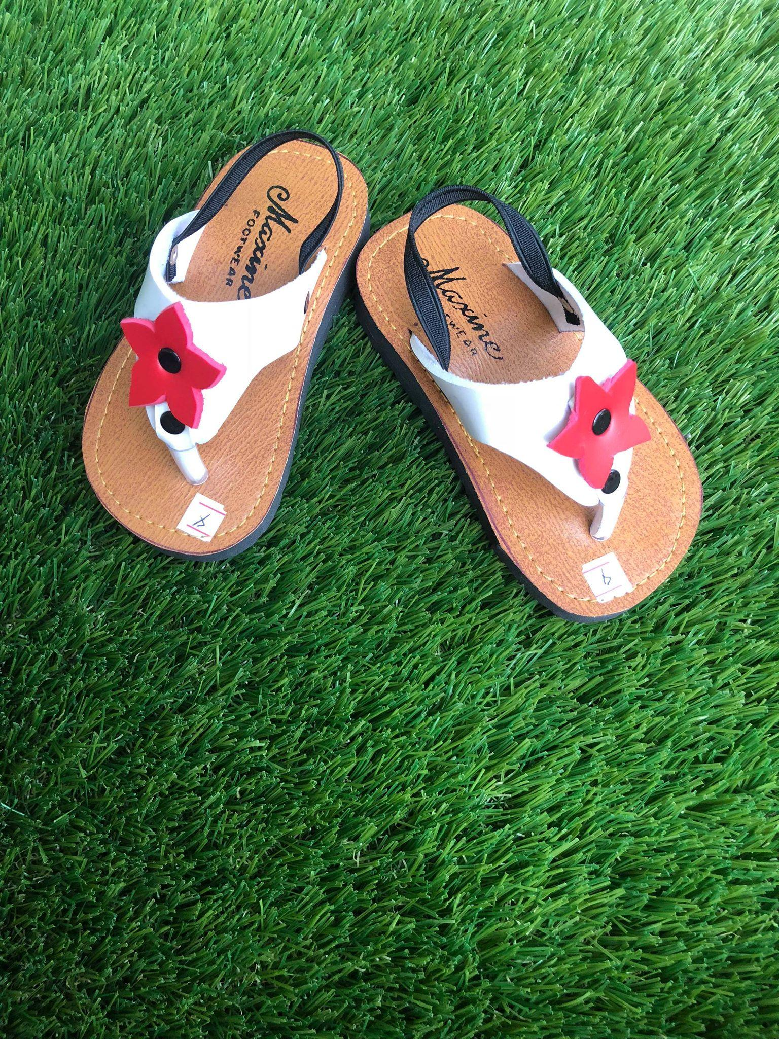 Baby Sandals Faj2 By Maxinefootwear.