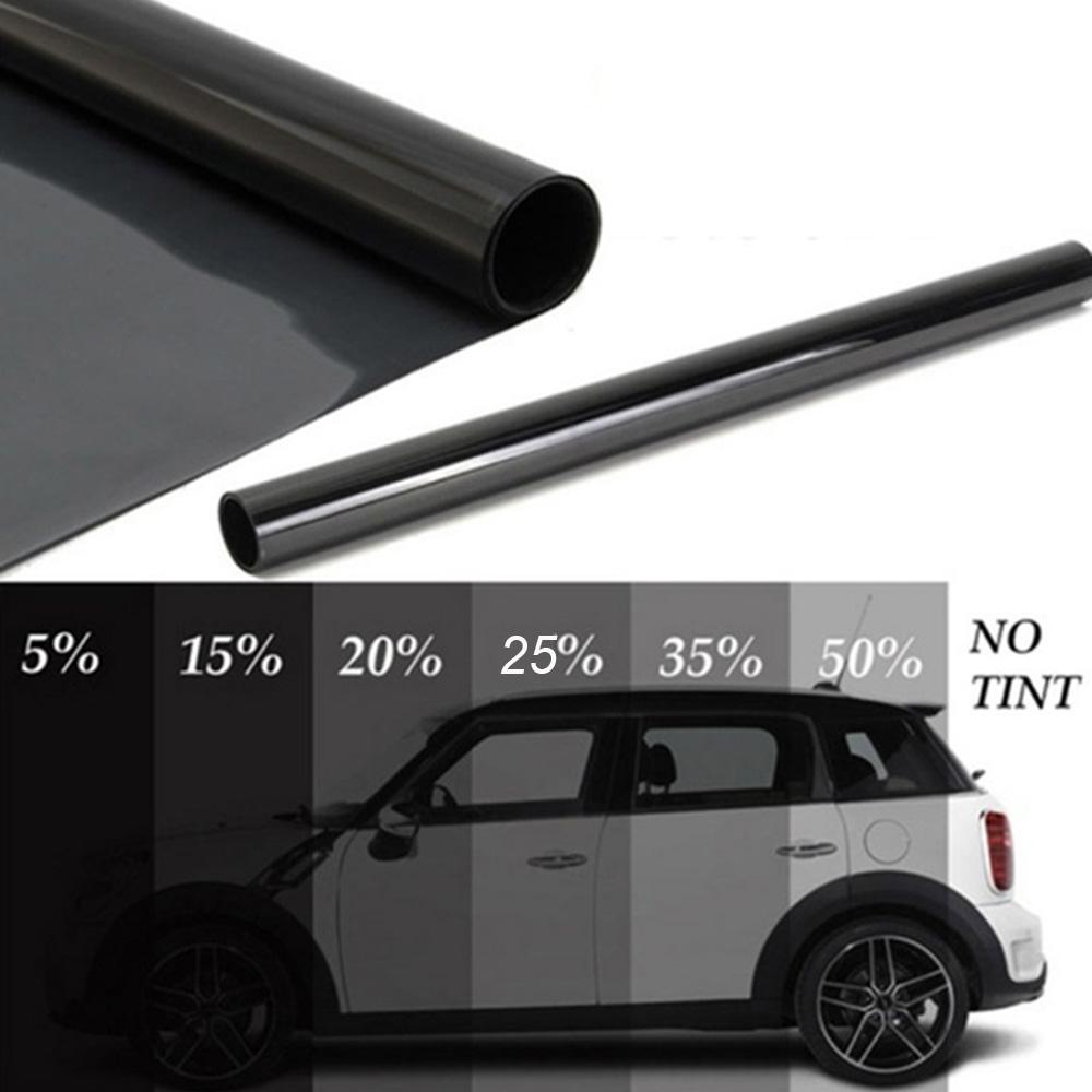 """Uncut Window Tint Film Shade 35/%VLT 20/"""" In x10/'Ft for Chevrolet Cars CHEVY Glass"""