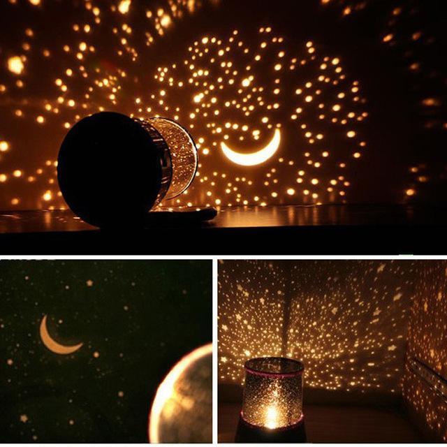 GK STORE BUY 1 TAKE 1 Star Projector Lamp Star Master Moon Star (random  color)