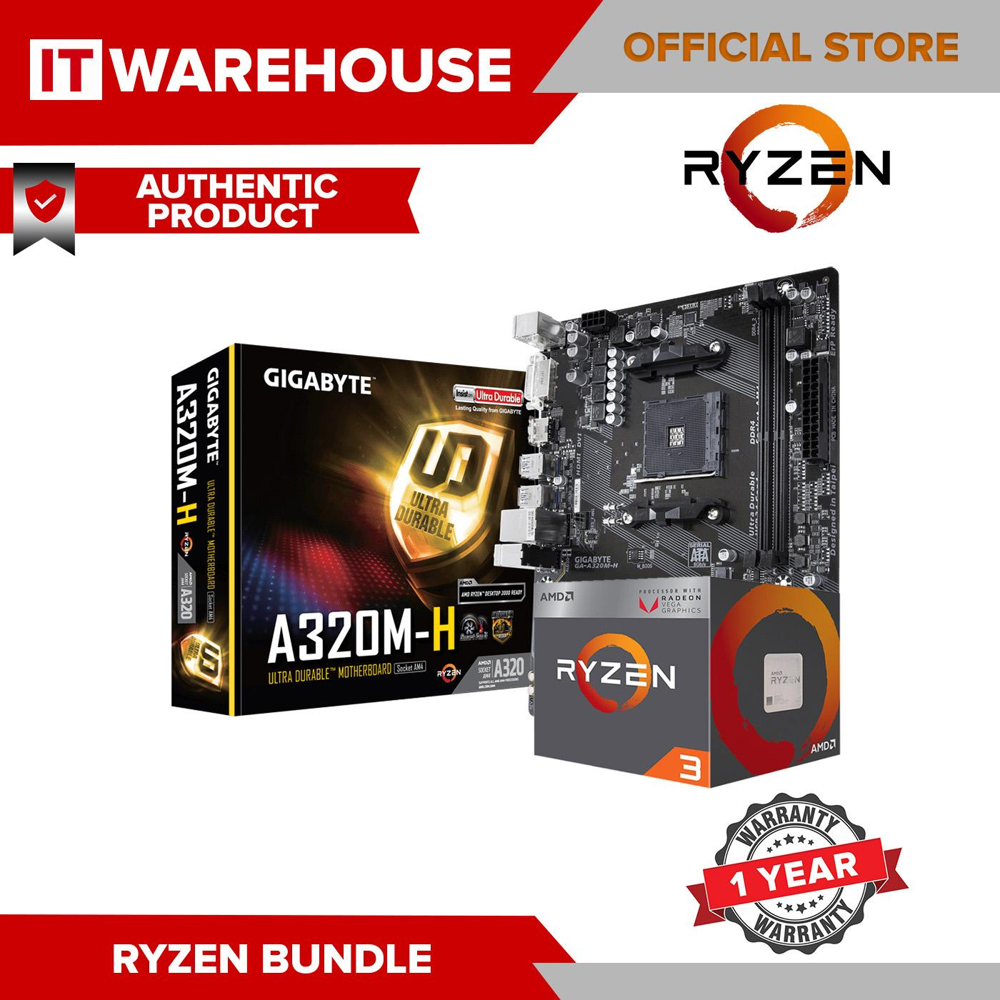 Amd Ryzen 3 2200G Processor Socket Am4 3 5ghz with Radeon Vega 8, Ryzen3  2nd Gen APU, Best Seller for iCafe, Gamers, Graphic Artist with Built in