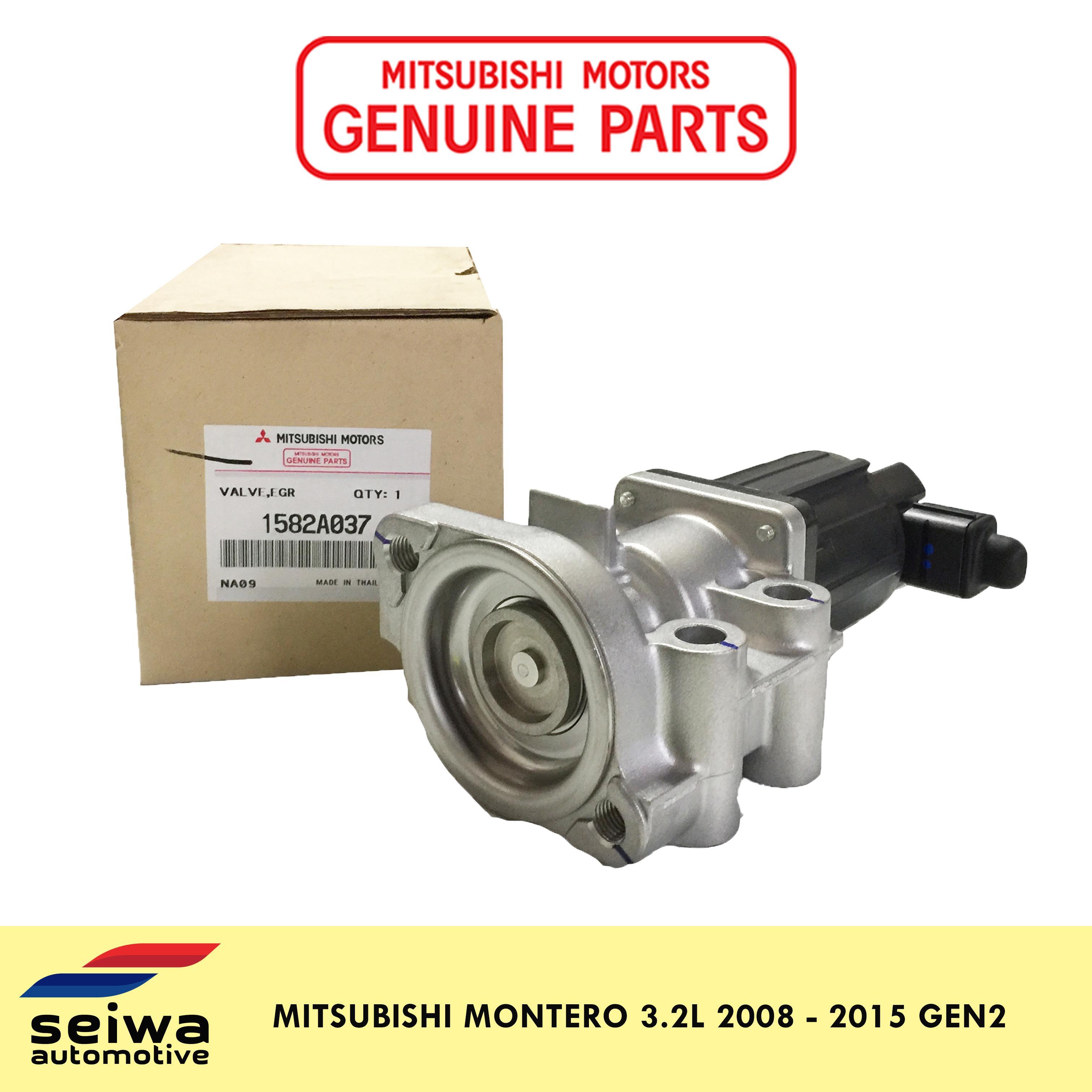Mitsubishi Montero GEN2 3 2L 2008-2015 EGR Valve - Genuine Mitsubishi Auto  Parts - 1582A037