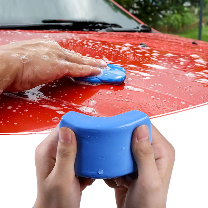 Car Washer Car Clay Bar Auto Detailing Magic Clay Bar Cleaner Reuse Rust  Oil Contamination Auto Washing Car Accessories | Lazada PH