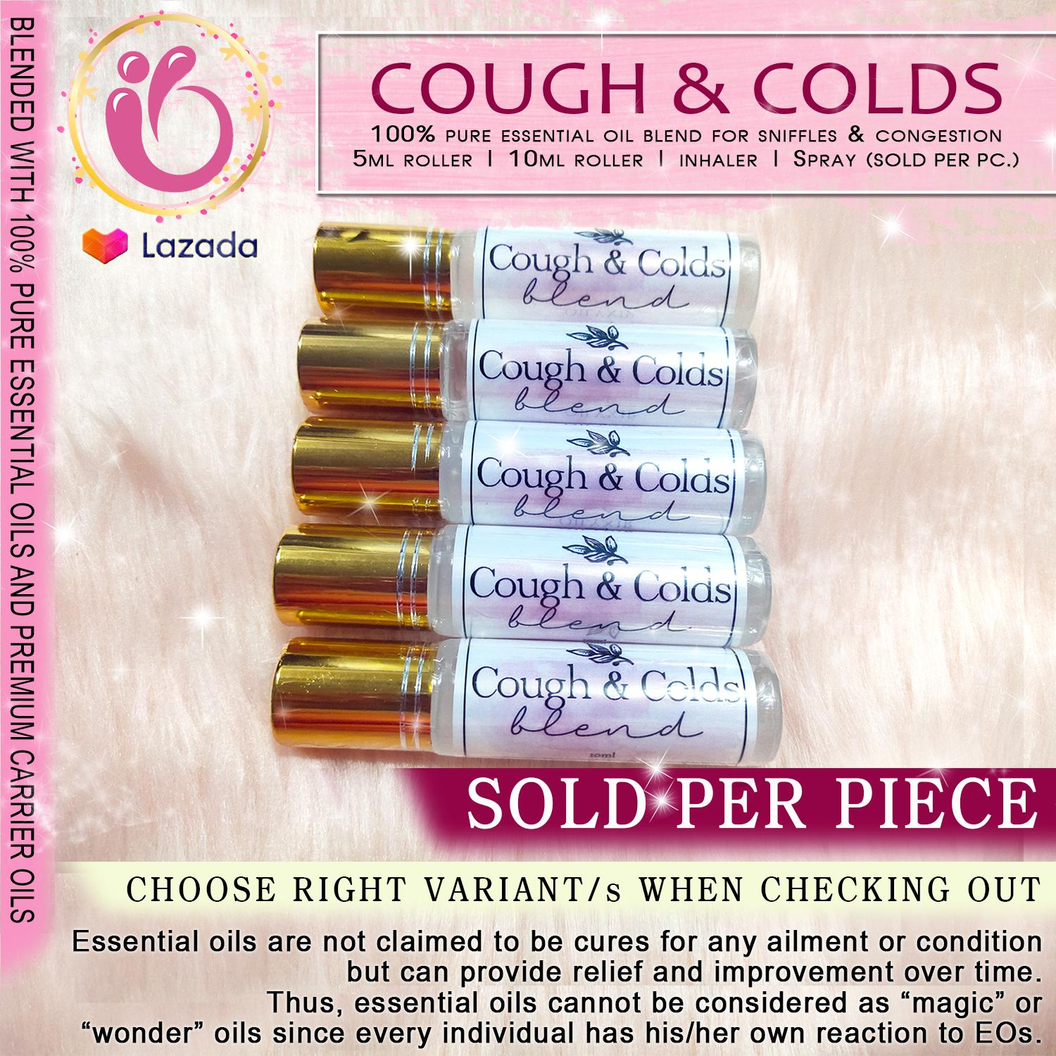 Oilyxir Cough And Colds Ready To Use Essential Oil Roller Inhaler Spray For Kids And Adults Plant Therapy Eden S Garden Now Pure Essentials Oils Expectorant Phlegm Cough