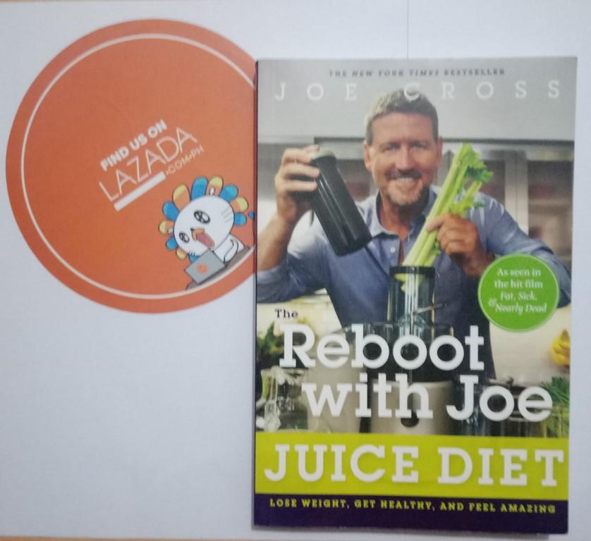Reboot With Joe Recipe Book