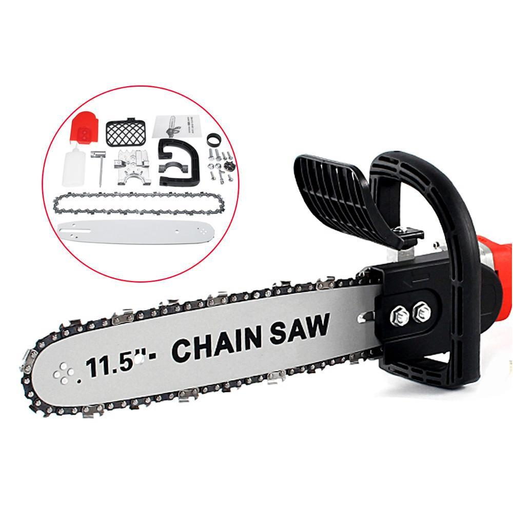 TOP SALE Electric Angle Grinder Chainsaw Adapter 11 5