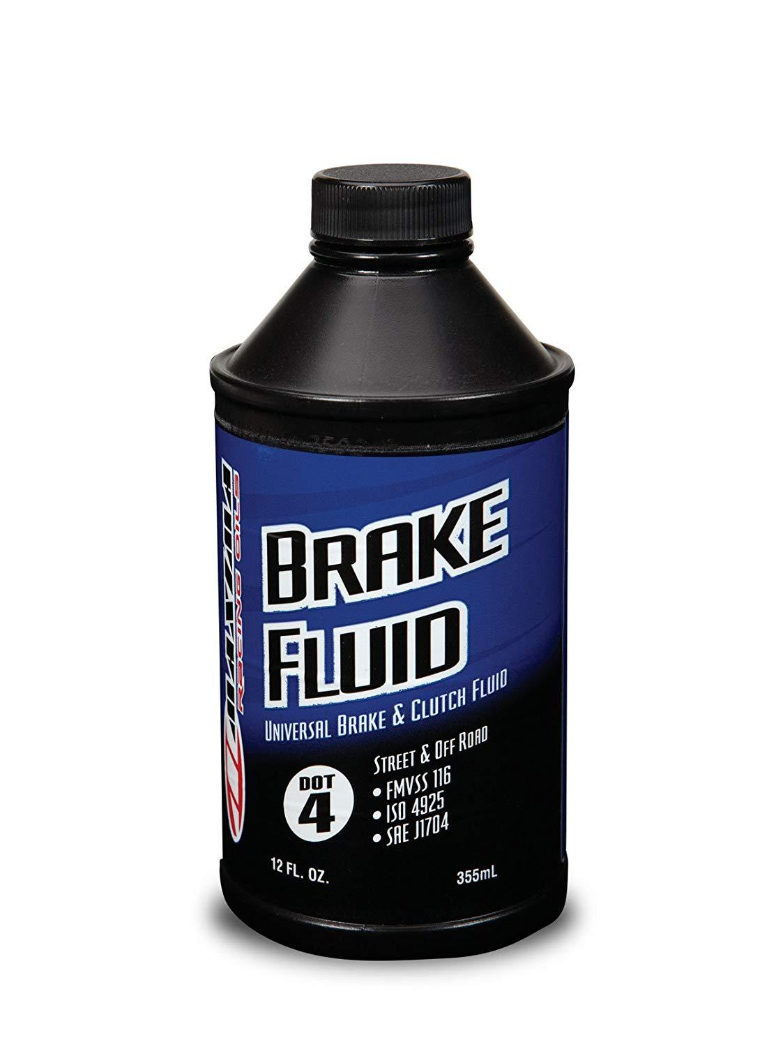 Maxima 80-86912 Dot 4 Brake Fluid - 12 Oz. Bottle By Galleon.ph.