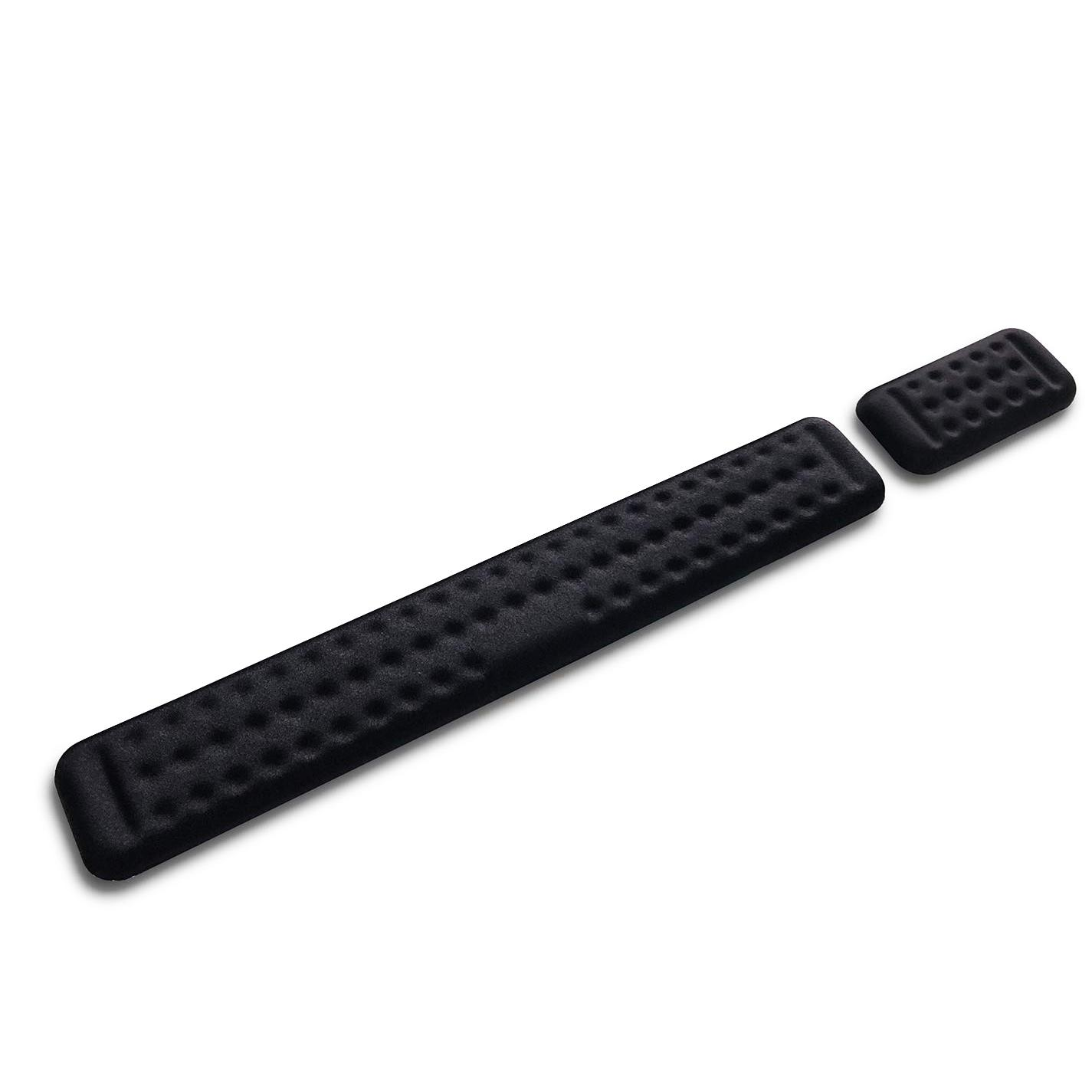 Keyboard Wrist Rest & Mouse Wrist Support Set-Memory Foam Gaming Wrist Cushion For Office, Computer, Laptop & Mac Typing - Ergonomic Wrist Pad For Rsi & Carpal Tunnel Malaysia