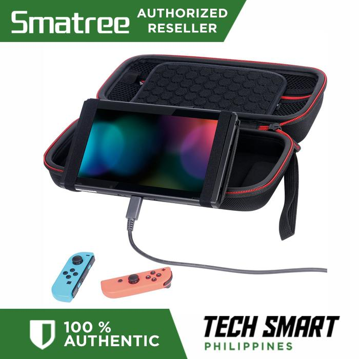 Smatree N160 Carrying Case with Stand for Nintendo Switch