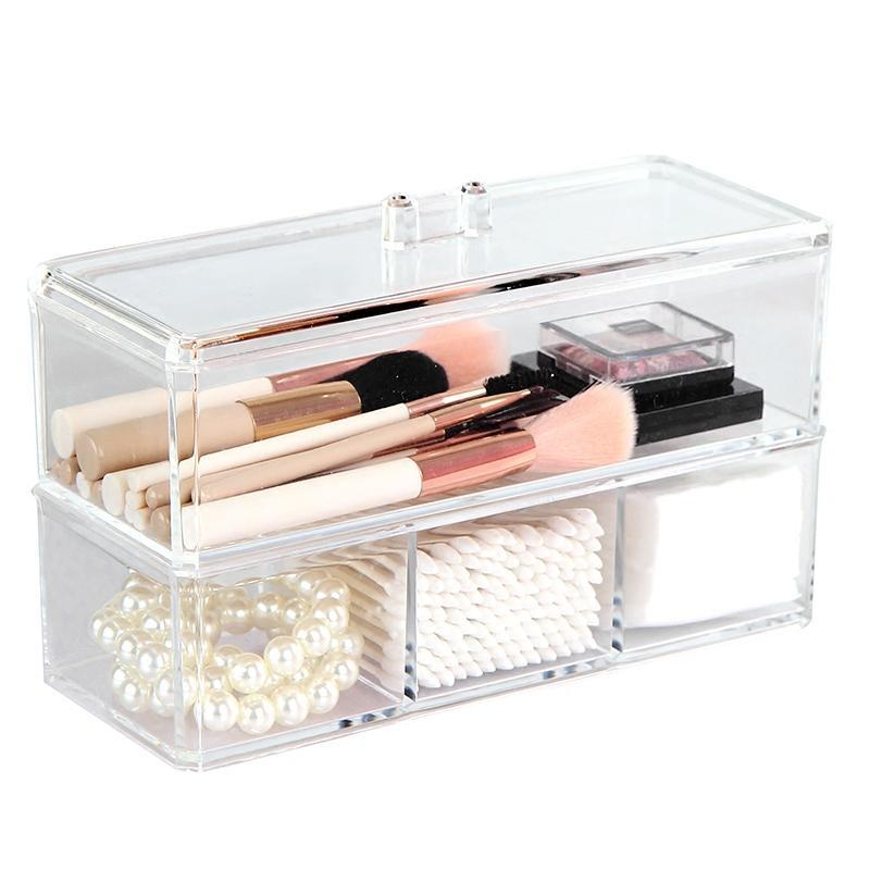 Acrylic Storage Box Organizer Cotton Balls Philippines