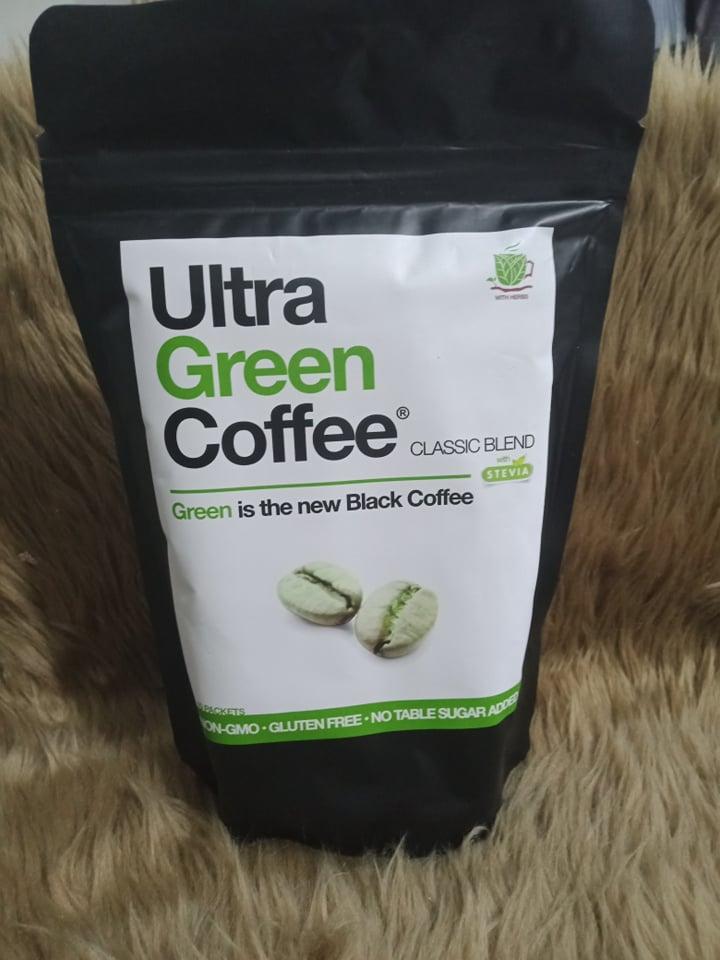 Ultra Green Coffee Classic Flavor Lazada Ph