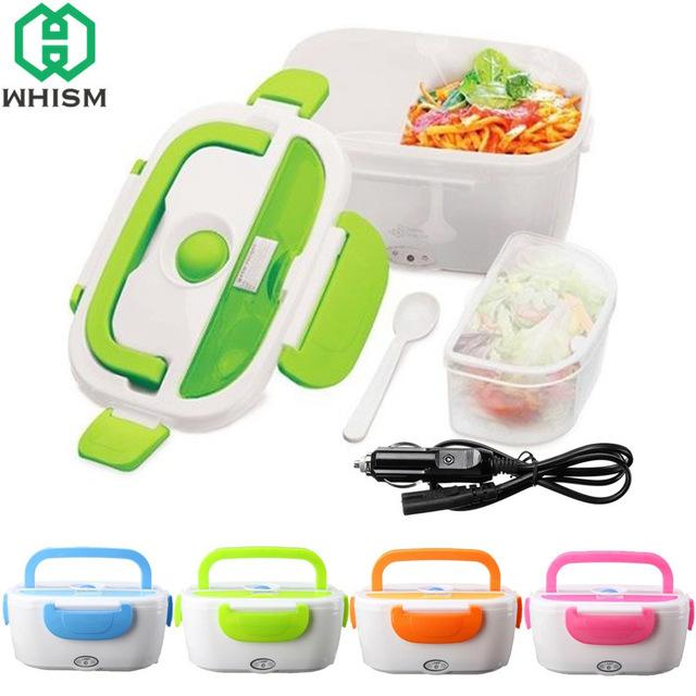 Plastic And Polycarbonate Electric Lunch Box Food Warmer By Tongs Store.