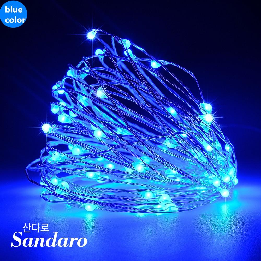 Sandaro 2 Meter 20 Led Fairy Lights With Free Battery By Sandaro.
