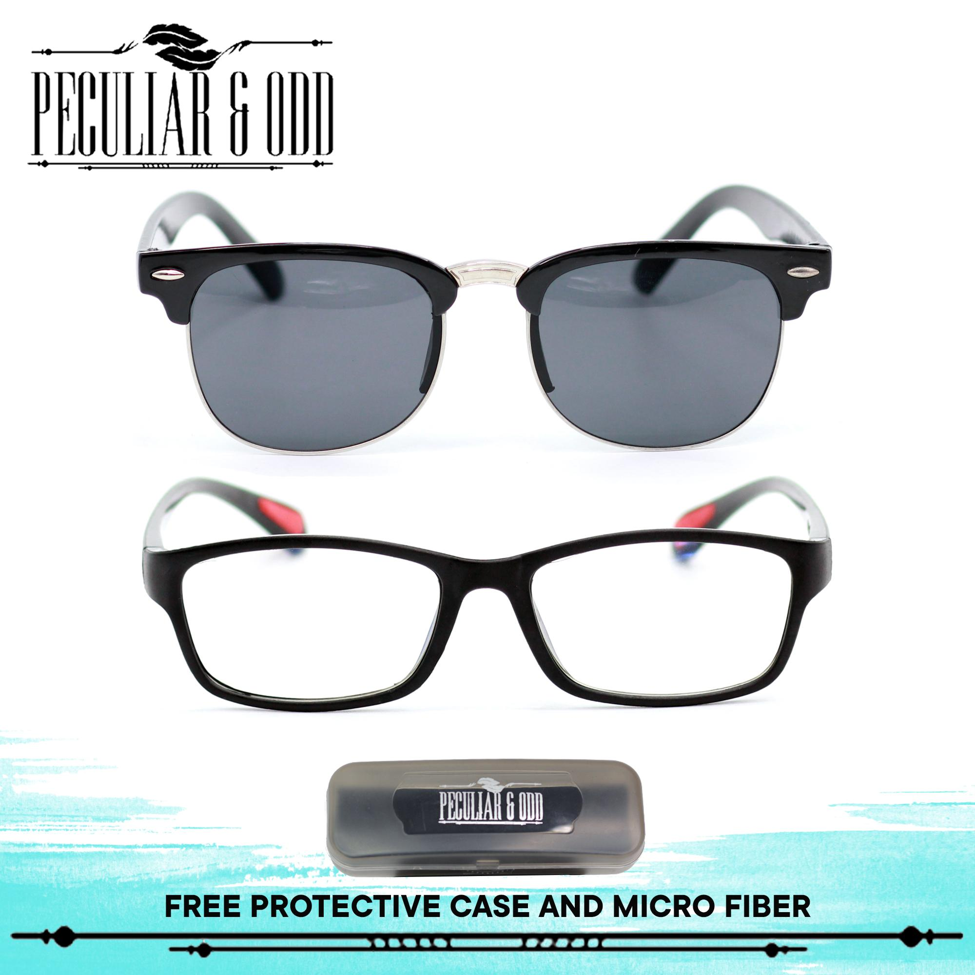 73e81be84308 Peculiar Set of 2 3398 and 8818 Unisex Computer Eyeglasses Anti Radiation    Gaming   Gadget