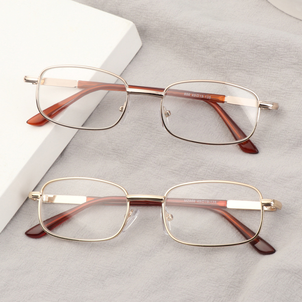 Giá bán ARQEAR529453 Unisex High-definition Eyewear Portable Presbyopic Glasses Reading Glasses PC Frames Eyeglasses