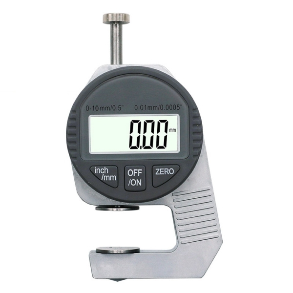 Portable Electronic Dial Indicator Thickness Mini 0.01mm Digital Thickness Gauge Meter 12.7mm Measure Tool Dial Gauge Tester
