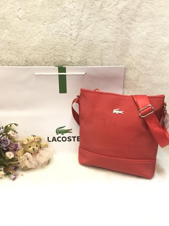 Lacoste Philippines Lacoste Womens Cross Body Bags For Sale