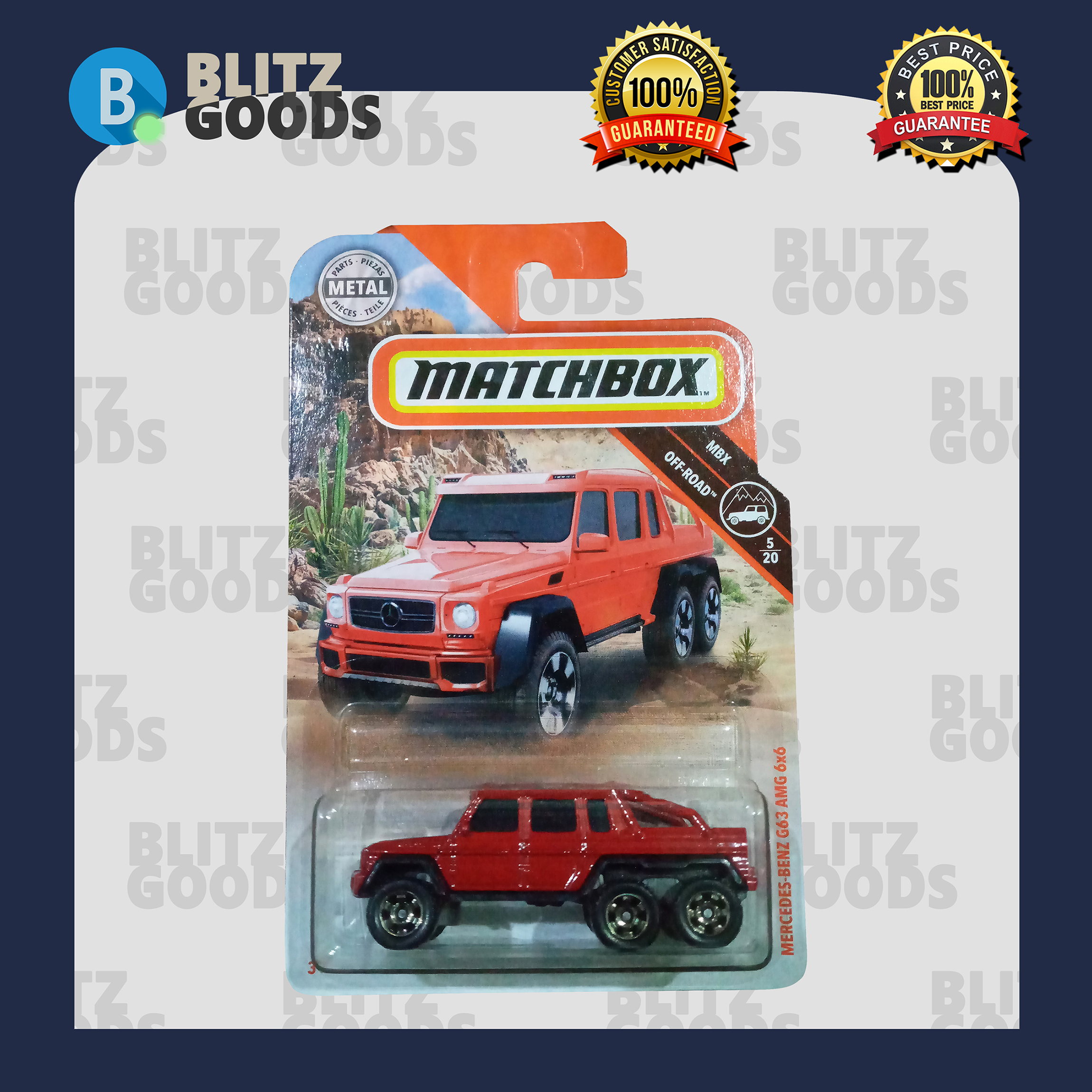 Matchbox Benz G63 Amg 6x6 Buy Sell Online Die Cast Vehicles With Cheap Price Lazada Ph