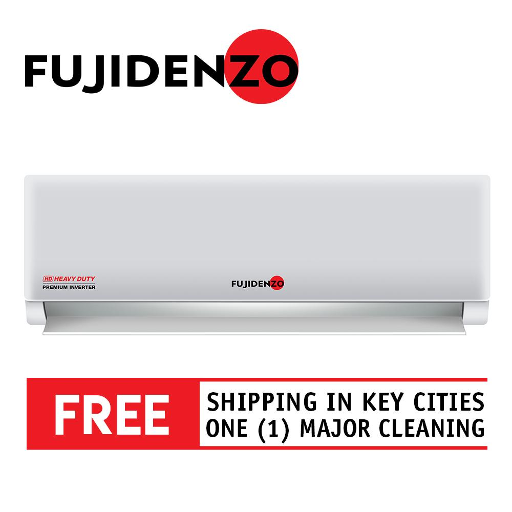 Fujidenzo HIS-200C2 2 0 hp HD Premium Inverter Split Air Conditioner (White)