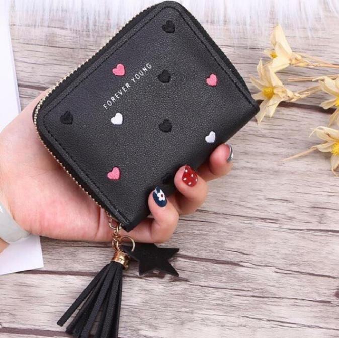 UNIQUE Hand Simple Storage Box Wallet Card Coin Purse Key Storage H