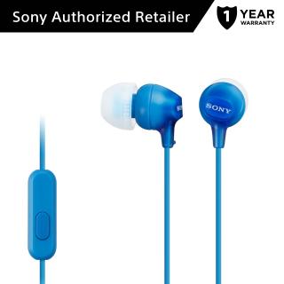 Tai nghe nhét trong Sony MDR-EX15AP MDREX15AP có mic thumbnail