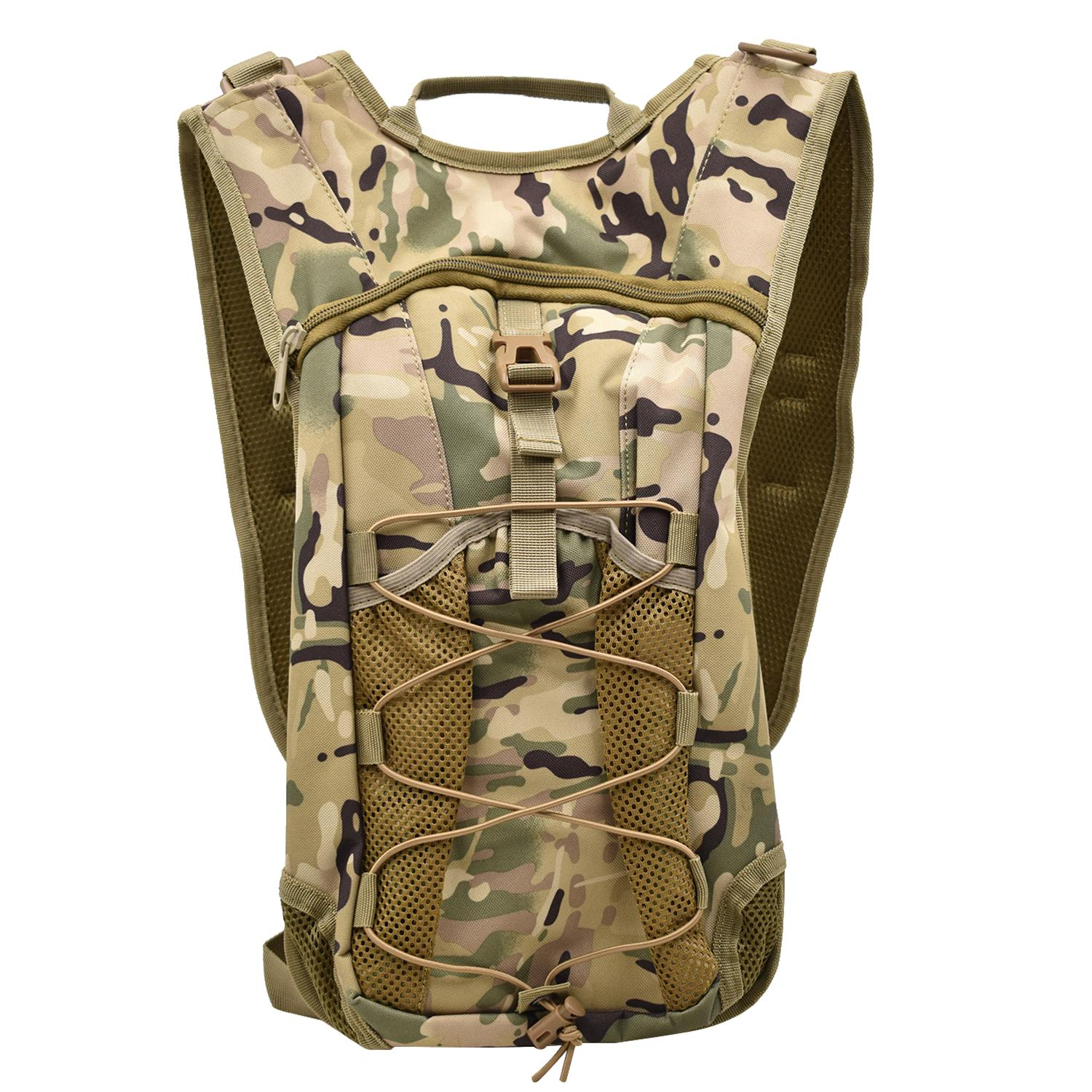 Tactical Outdoor Hydration Water Backpack Cycling Running Hiking Climbing Trail Running Bag Bladder not Included