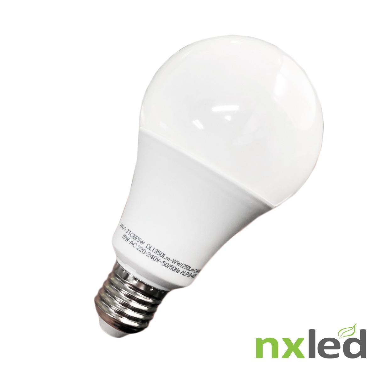 Color Led Nxled Anx Tcb15w Bulb Tri c3q45LARj