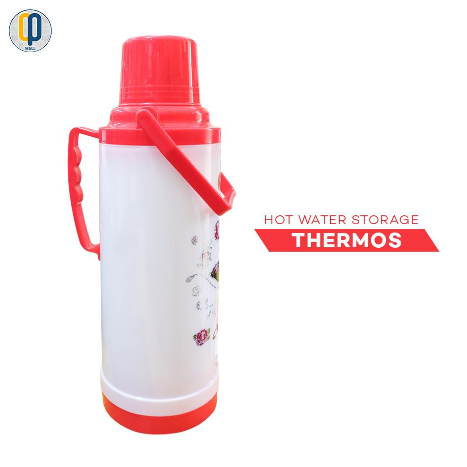 V-One Thermos Hot Water Storage 2.2l Vacuum Thermal Flask Container By Op Mall.
