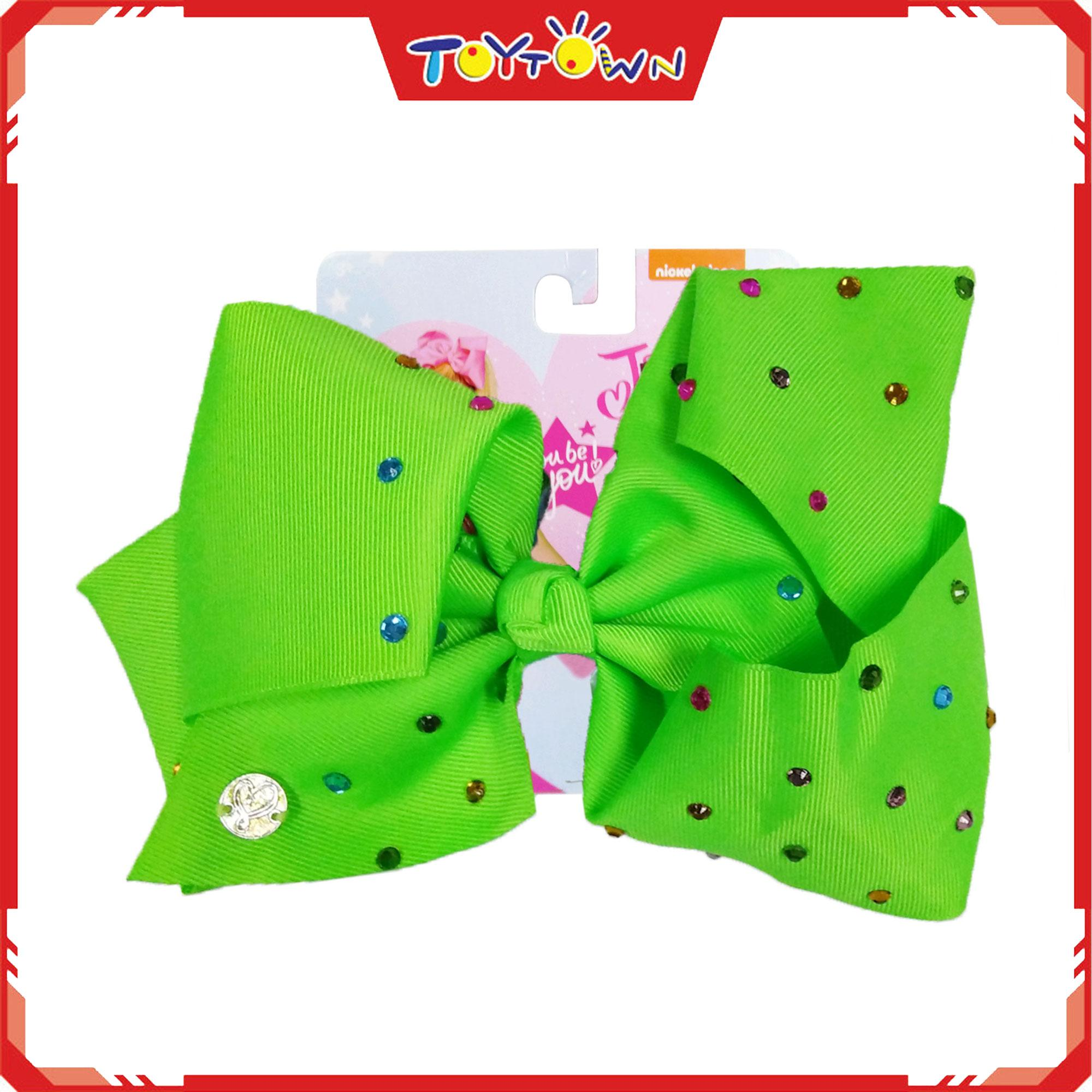 Jojo Siwa Lime Bow By Toytown 2.