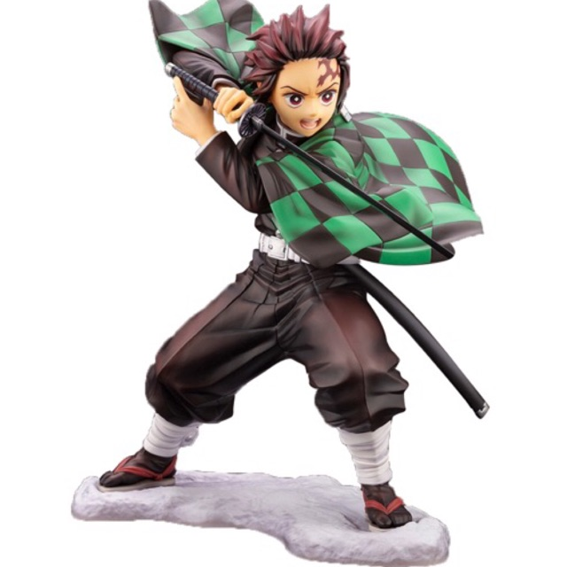 ARTFX J Demon Slayer Kamado Nezuko PVC Figure Anime Toy Gift