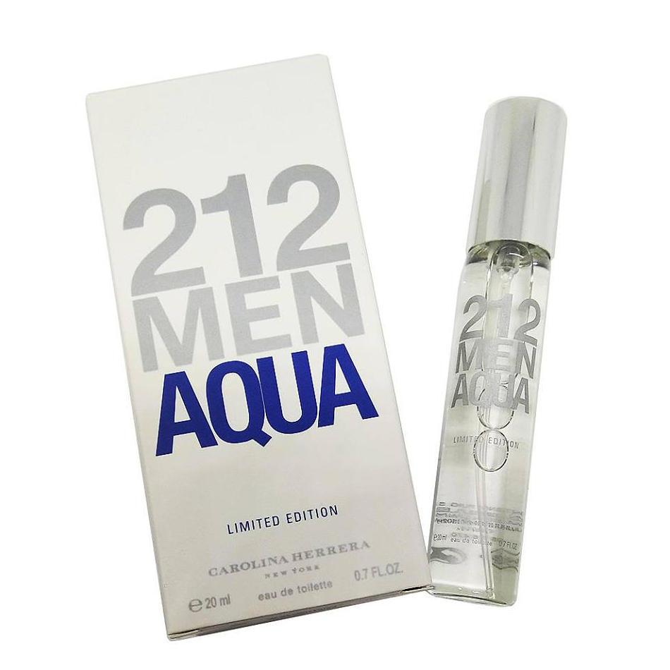 Carolina Herrera 212 Men Aqua Eau de Toilette 20ml