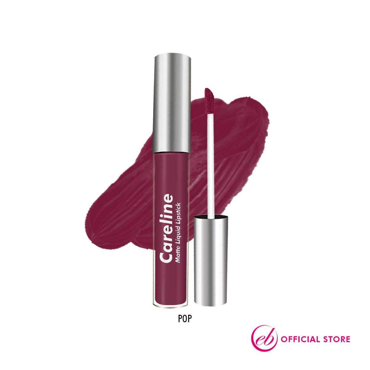 Careline Matte Liquid Lipstick Philippines