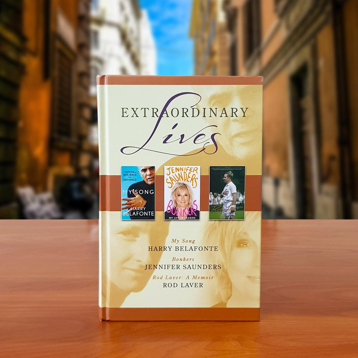 Extraordinary Lives 2 By Ehdi Online Shop