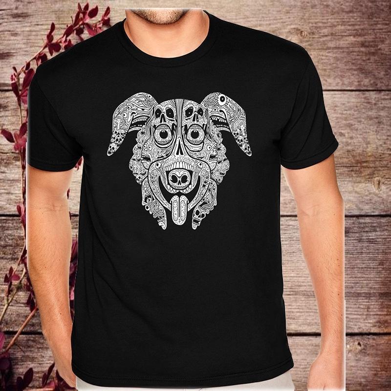 89b8c8cd33dd Mr Pickles Dog Premium T Shirt Men Summer Sport Round Neck Men T Shirts  Design Shirt