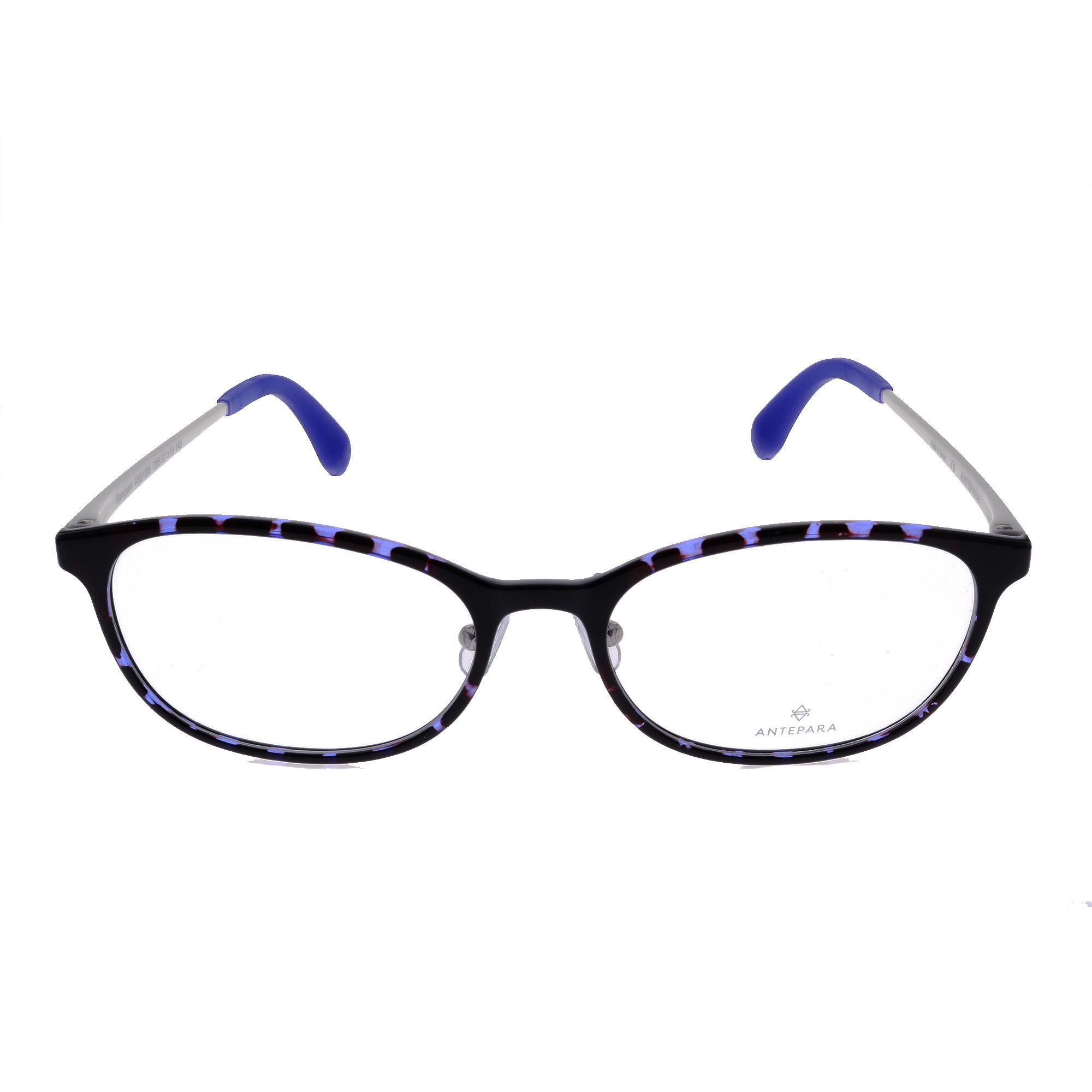 b2ba24dba0a Philippines. Gangnam ASB1005 C05 Eyeglasses Tortoise Blue Frame Clear Lens  (57-18-140)