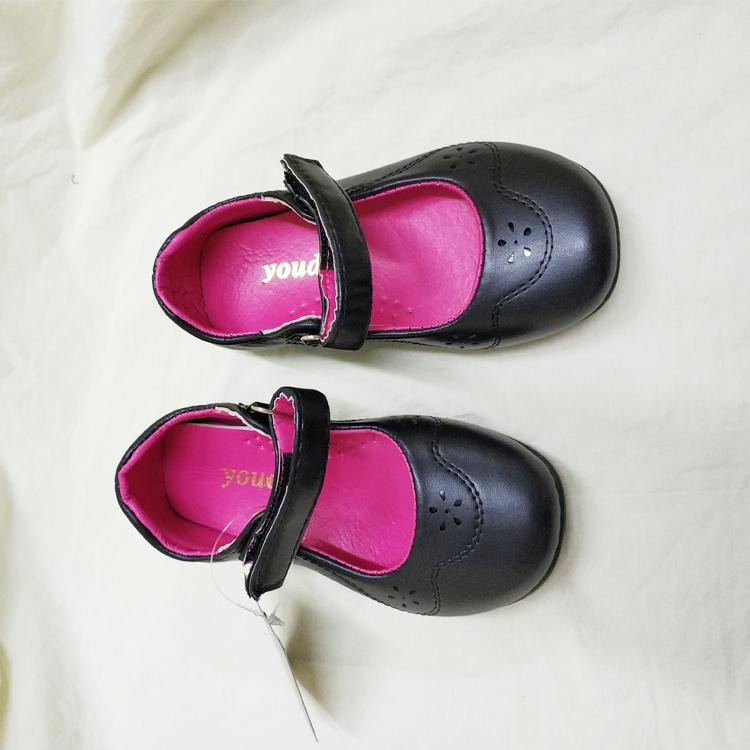 Special Price Childrens Shoes Girls Fashion Sandals School Black Shoes Formal Shoes By Amaida.