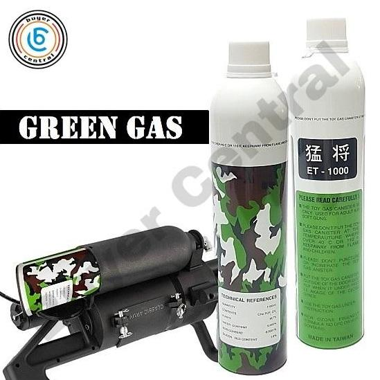 Buyer Central 1100ml Green Gas Propellant For Pellet Toy Guns Tactical Military Toys For Big Boys Shooting Game Outdoor Sports Play By Buyer Central.