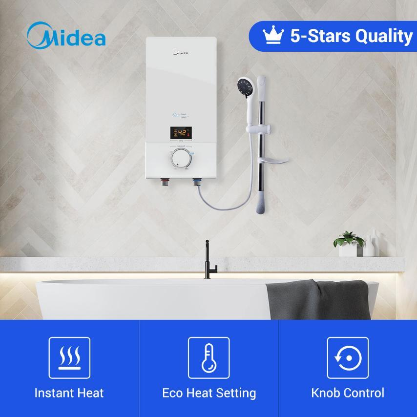 Buy Midea Water Heaters Online Lazada Com Ph