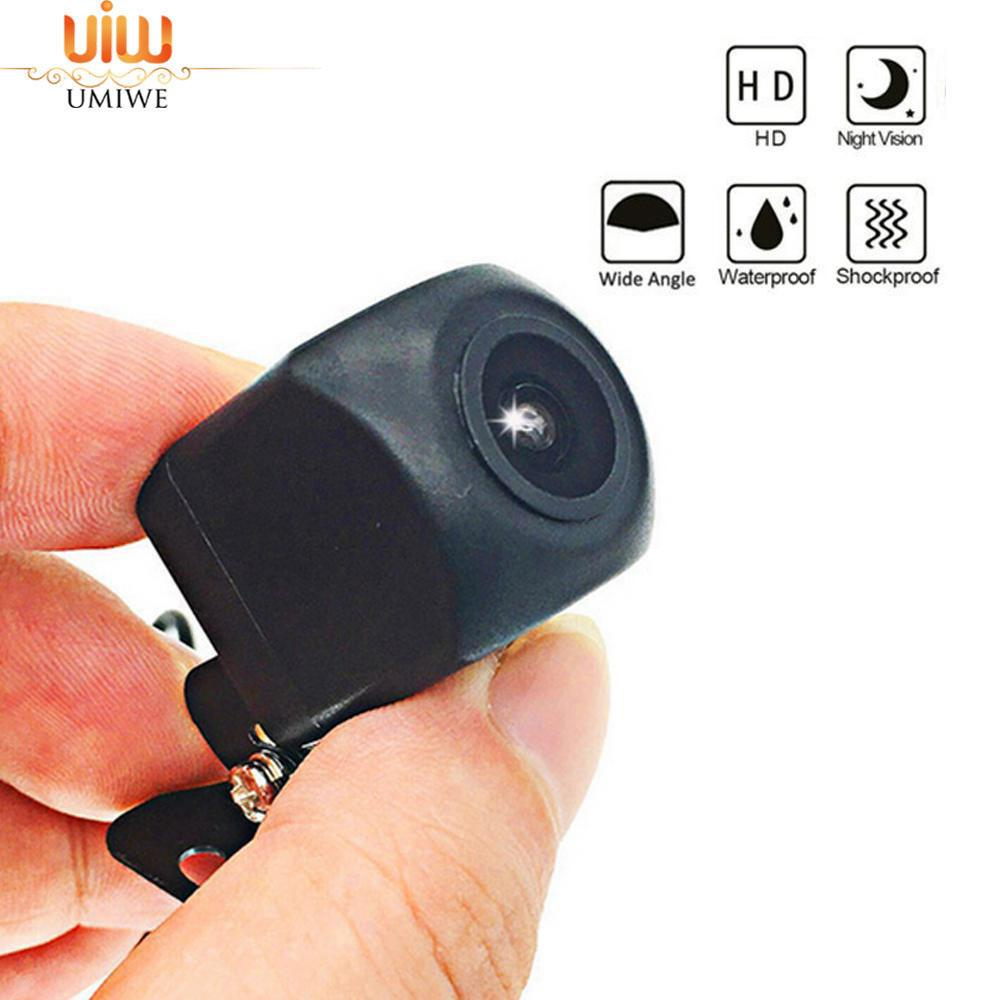 Umiwe Hd Night Vision Reverse Camera Ip68 Waterproof Back Up Camera Parking Assiatance With 175 Degree Wide Angle, Guide Lines For Vehicle, Truck, Van, Camper, Rvs - Intl By Umiwe.