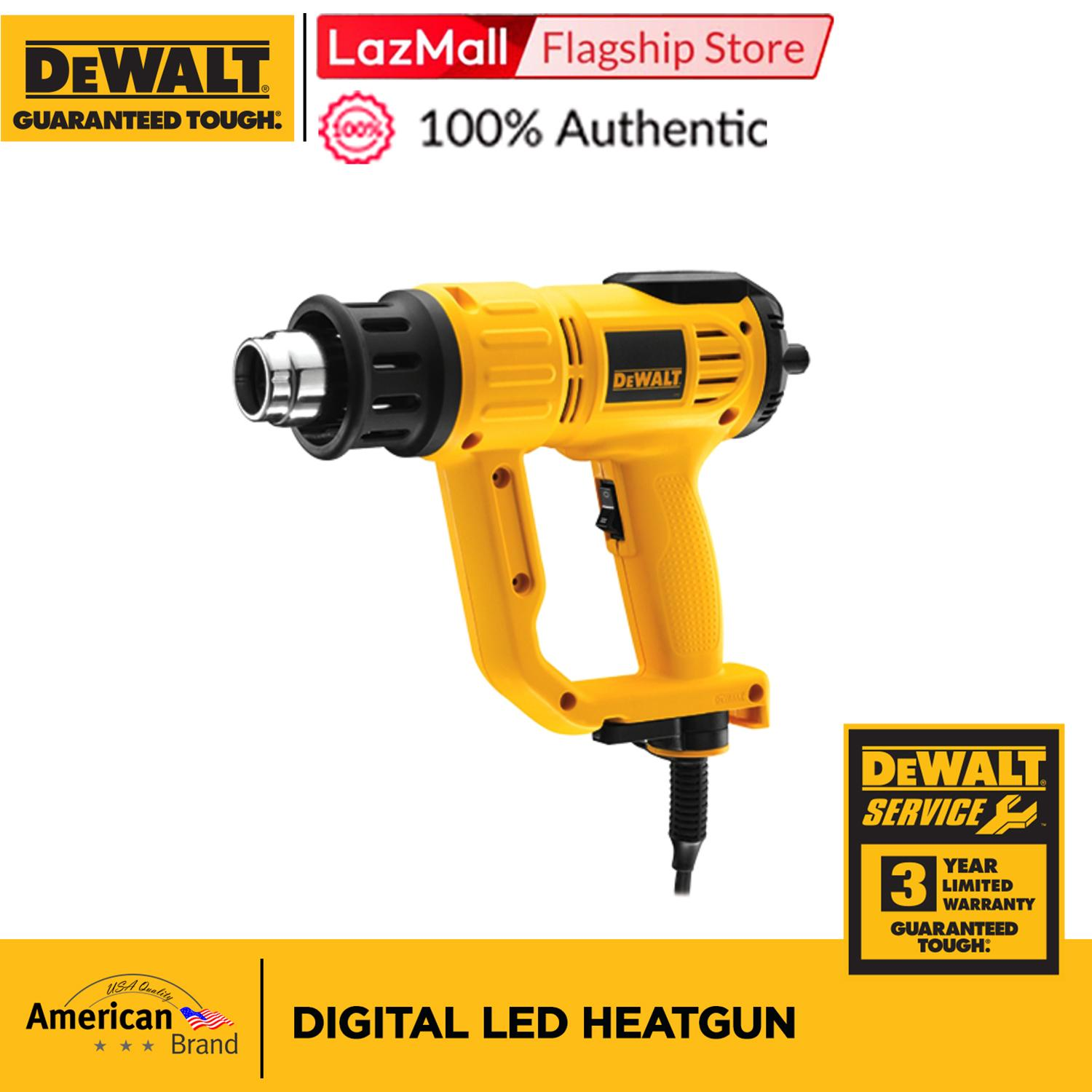 Dewalt - D26414 : 2000W Digital LED HEATGUN