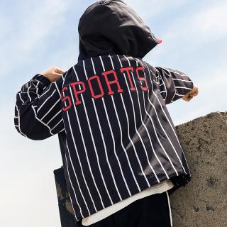 Canyeer Cậu Bé Áo Khoác Học Sinh Tiểu Học Mùa Thu Áo 2019 Mẫu Mới Vận Động Bé Gái Áo Jacket Trẻ Em Phiên Bản Hàn Quốc Trung Tính thumbnail
