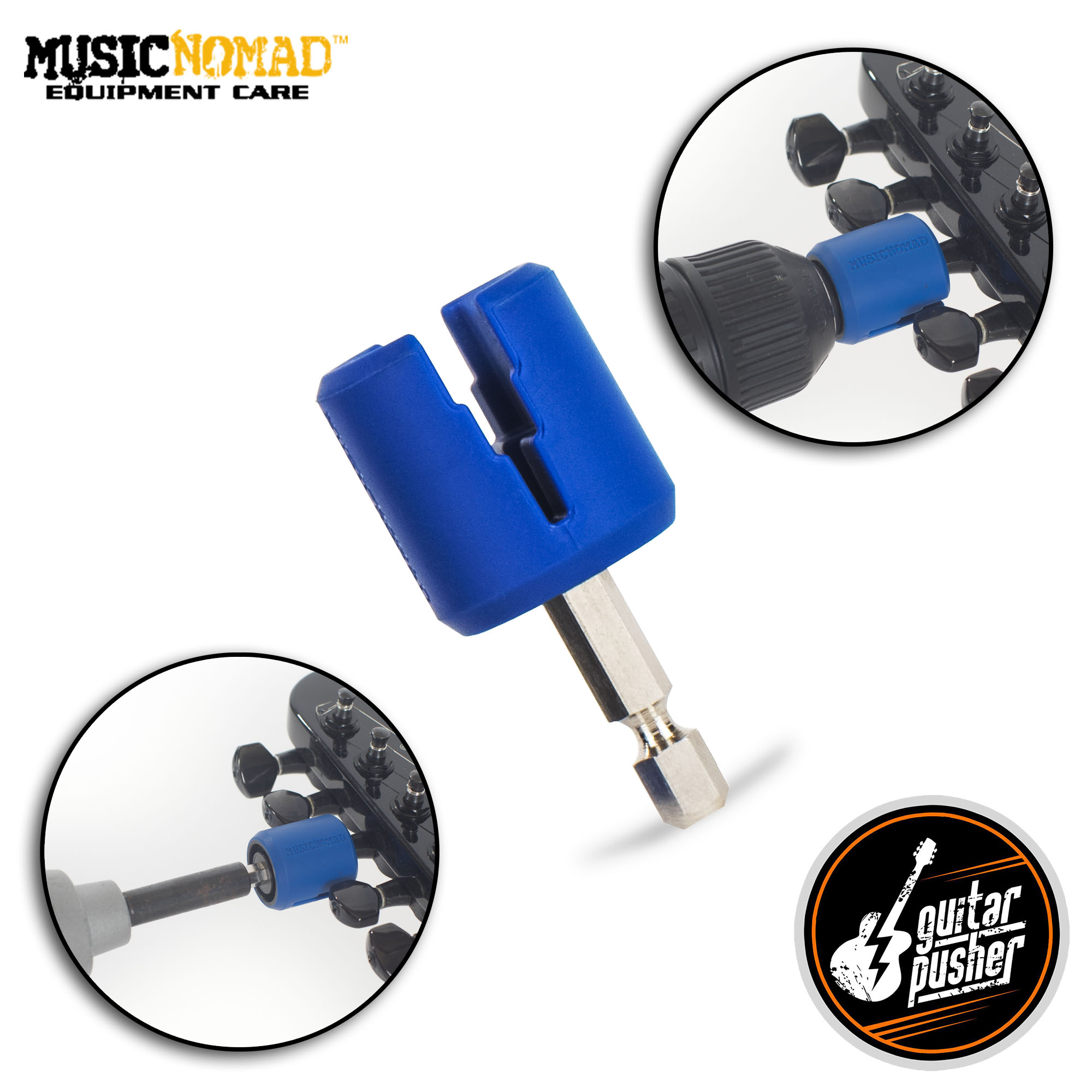 Music Nomad MN220 GRIP Bit