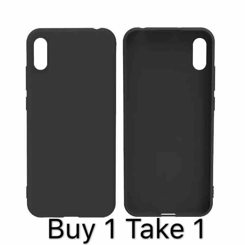 Buy 1 Take 1 Huawei Y6 Pro 2019 Candy Case Super Slim Soft Matte Case Cover