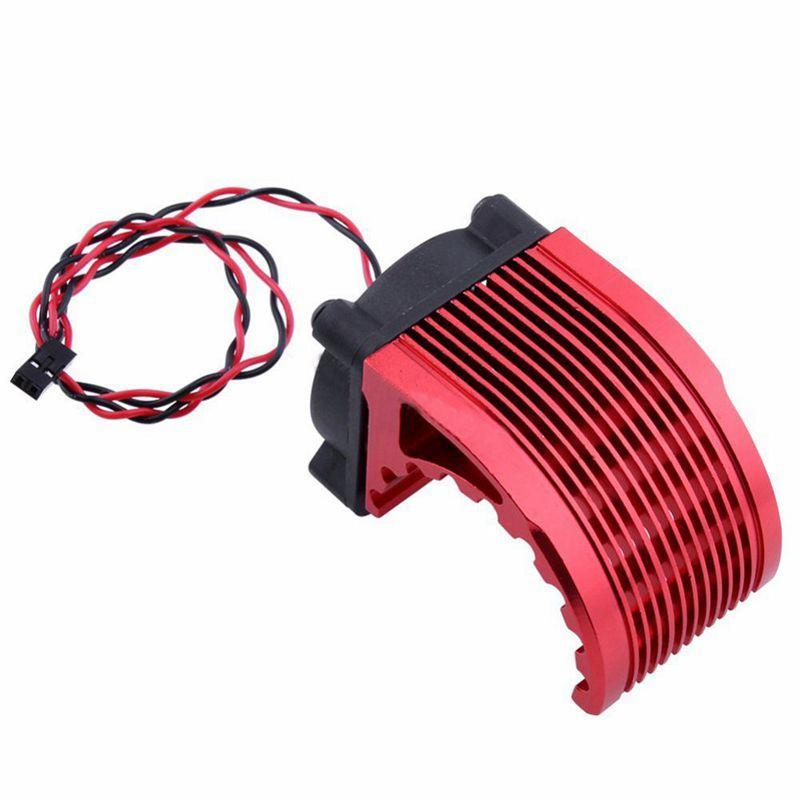 Bảng giá 40*40mm Heatsink Fin DC 5V Fan Cooling For Hobbywing Leopard RC Brushless Motor Engine 42mm 1515 812 T8 K80 K82 Phong Vũ